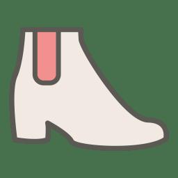 Chelsea boot icon