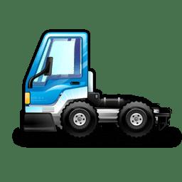 City Truck blue icon