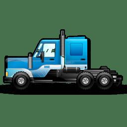 Work Star blue icon