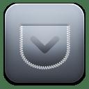 Pocket alt icon