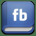 Book facebook icon