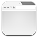 Browser alt 2 icon