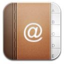Contacts 2 icon