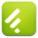 Feedly 2 icon