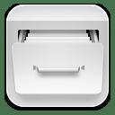 Filecab white icon