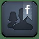 Friendcaster 2 icon