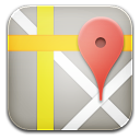 Google places 0 icon