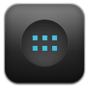 Homeics blue icon