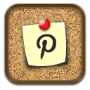 Pinterest alt icon