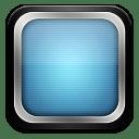 Tv blueblack icon