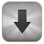 Downloads-metal icon