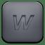 Wallbase icon