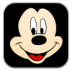 Mickey-mouse icon
