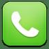 Phone-green icon