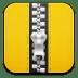 Zip-yellow icon