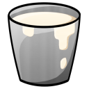 Bucket Milk icon