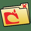 Folder Mojang icon