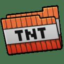 Folder Tnt icon