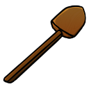 Wooden Shovel icon