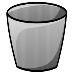 Bucket Empty icon