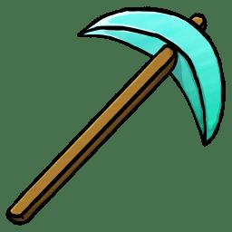 Diamond Pickaxe icon