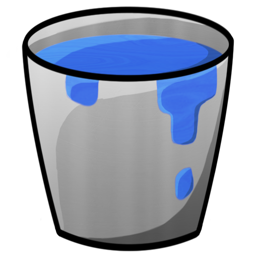 Bucket-Water icon