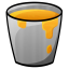 Bucket-Lava icon