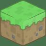 3D-Grass icon