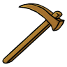 Wooden-Hoe icon