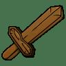 Wooden-Sword icon