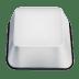 Blank-keyboard-key icon