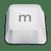 Letter-m icon