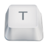 Letter-uppercase-T icon