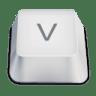 Letter-uppercase-V icon