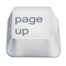 Page-up icon