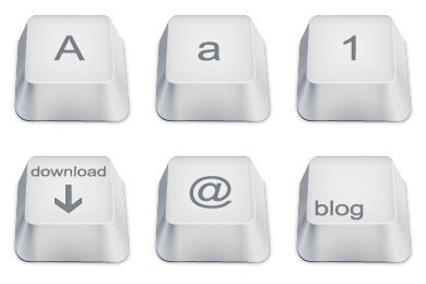 Keyboard Keys Icons