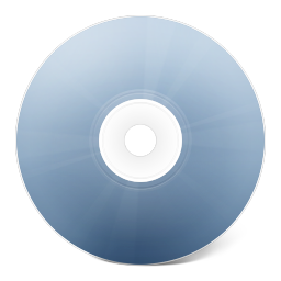 CD avant bleu icon