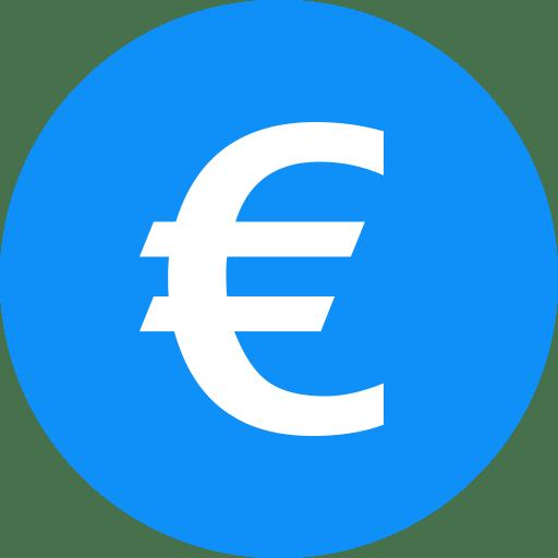 Euro-EUR icon