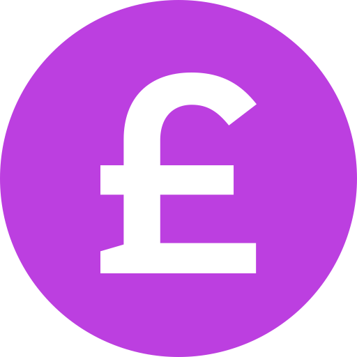 Pound-GBP icon