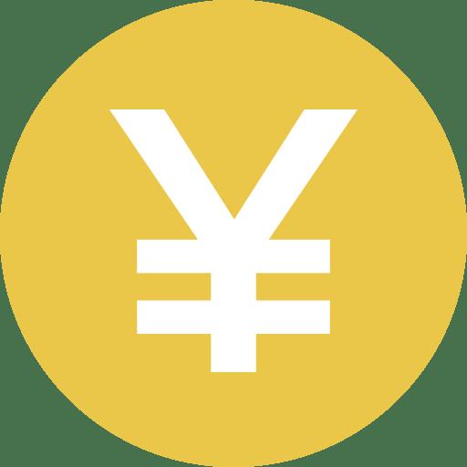 Yen-JPY icon