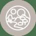 Decentraland-MANA icon