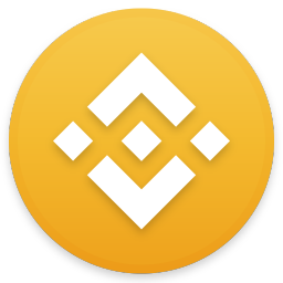 Binance Coin Icon Cryptocurrency Iconset Christopher Downer