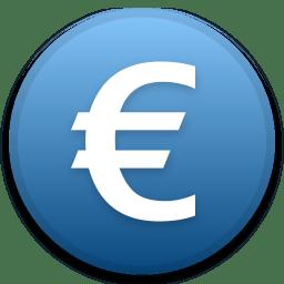 Euro EUR icon