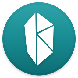 Kyber Network Icon Cryptocurrency Iconset Christopher Downer