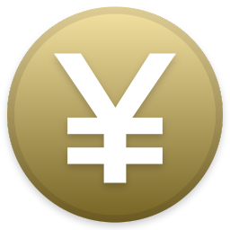 Yen Jpy Icon Cryptocurrency Iconset Christopher Downer