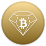 Bitcoin-Diamond icon