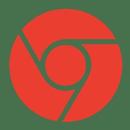 Internet chrome icon