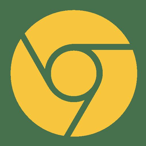 Internet-chrome-canary icon