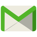 Communication email icon