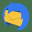 Communication thunderbird icon